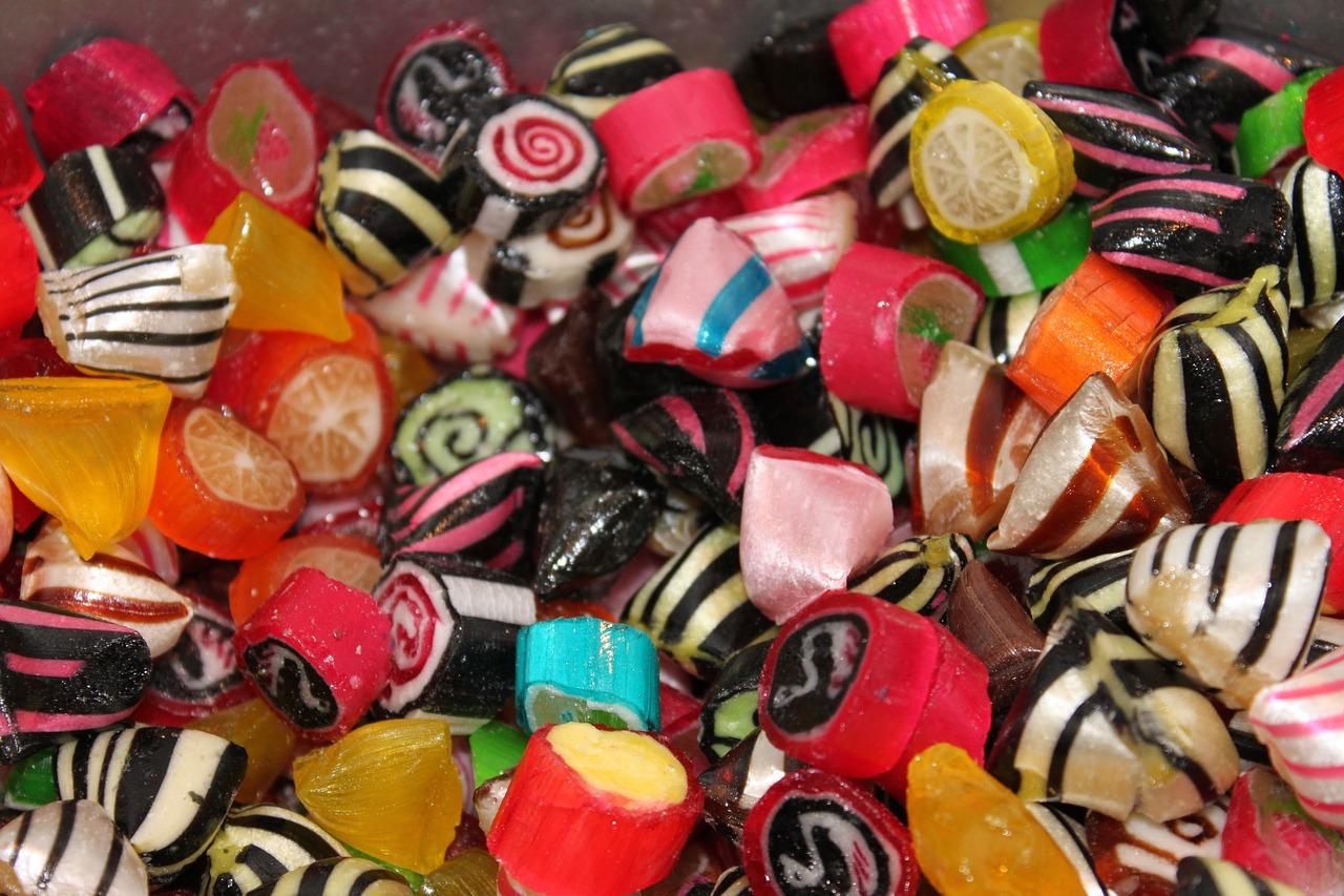 Leckersten Bonbons gesucht + Tipp abgeben und gewinnen