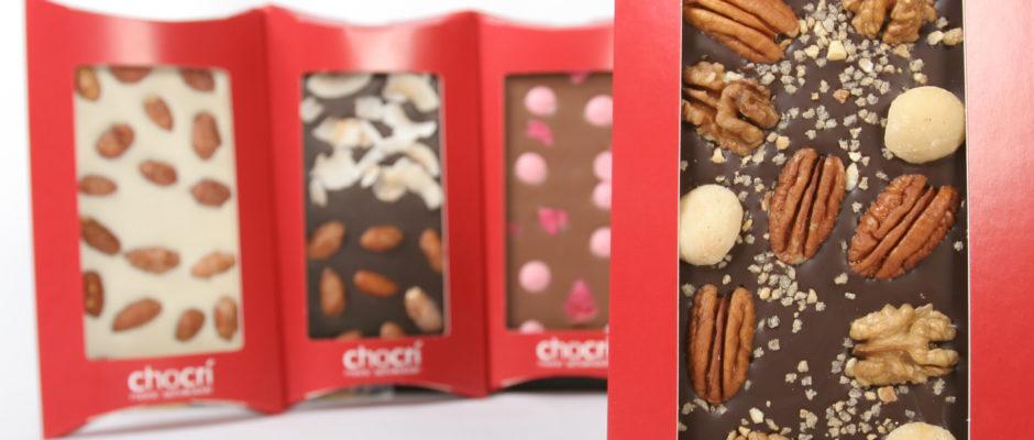 Chocri.de - Individuelle Schokolade die glücklich macht