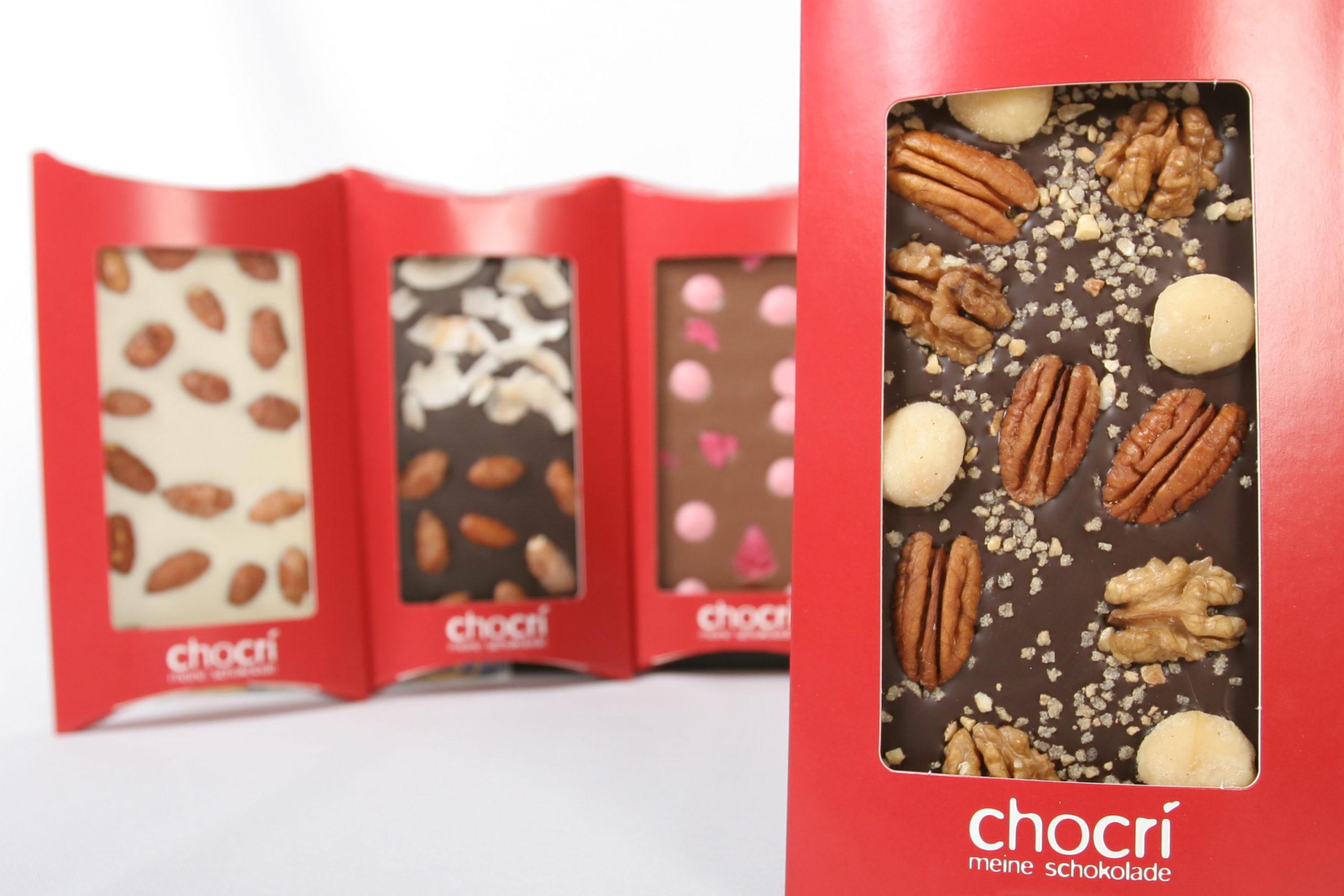 Chocri.de – Individuelle Schokolade die glücklich macht