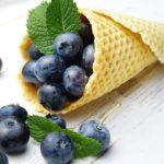 Rezept: Fruchtiges Beeren Eis