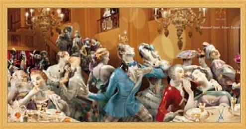 Meißner Porzellan, fasziniert heute wie damals