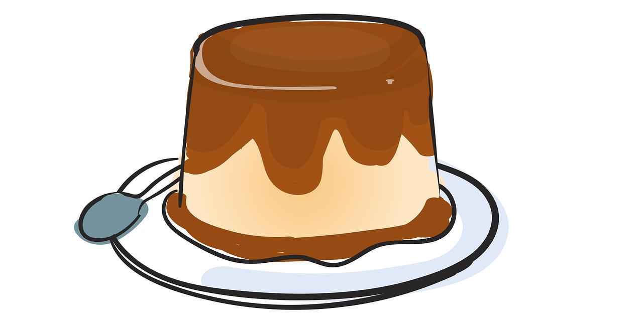 Gruseliger kann Pudding nicht sein