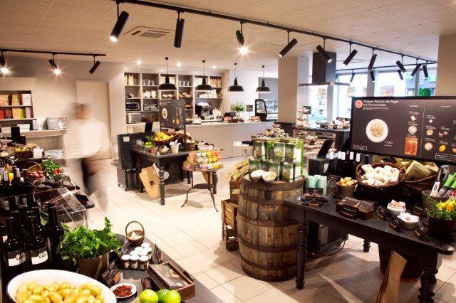 Kochhaus in Ottensen - Einkaufen wie in einem Kochbuch