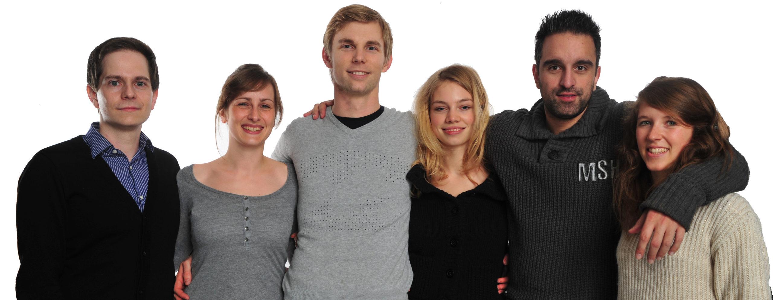 Das Team von 24guteTaten