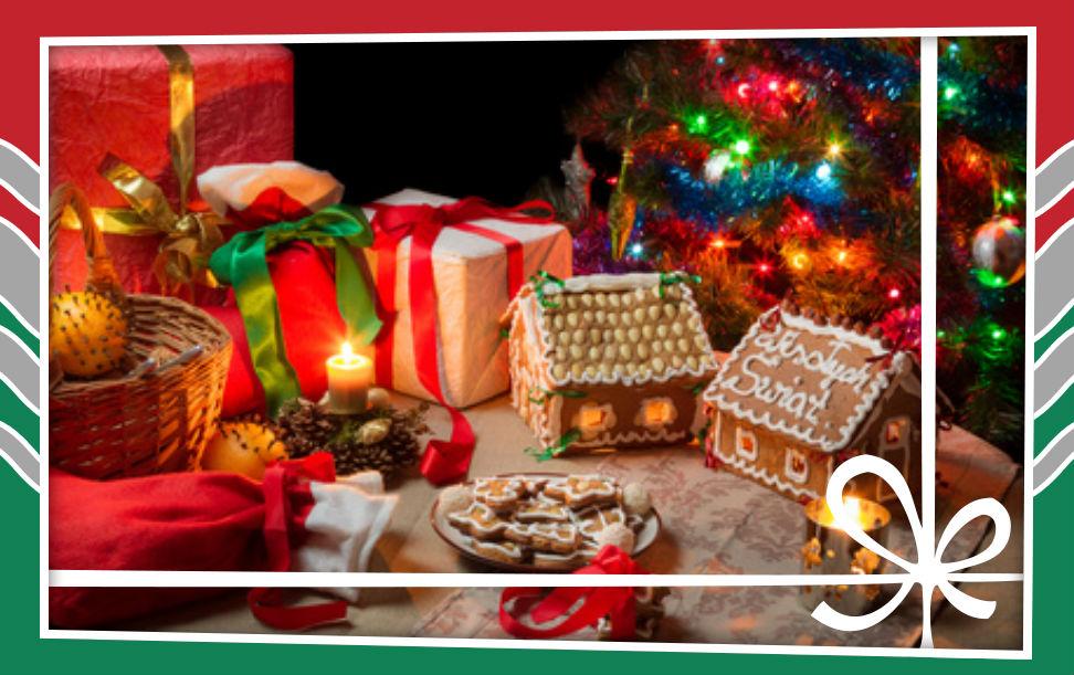 Genuss Blog Weihnachtsverlosung 2013