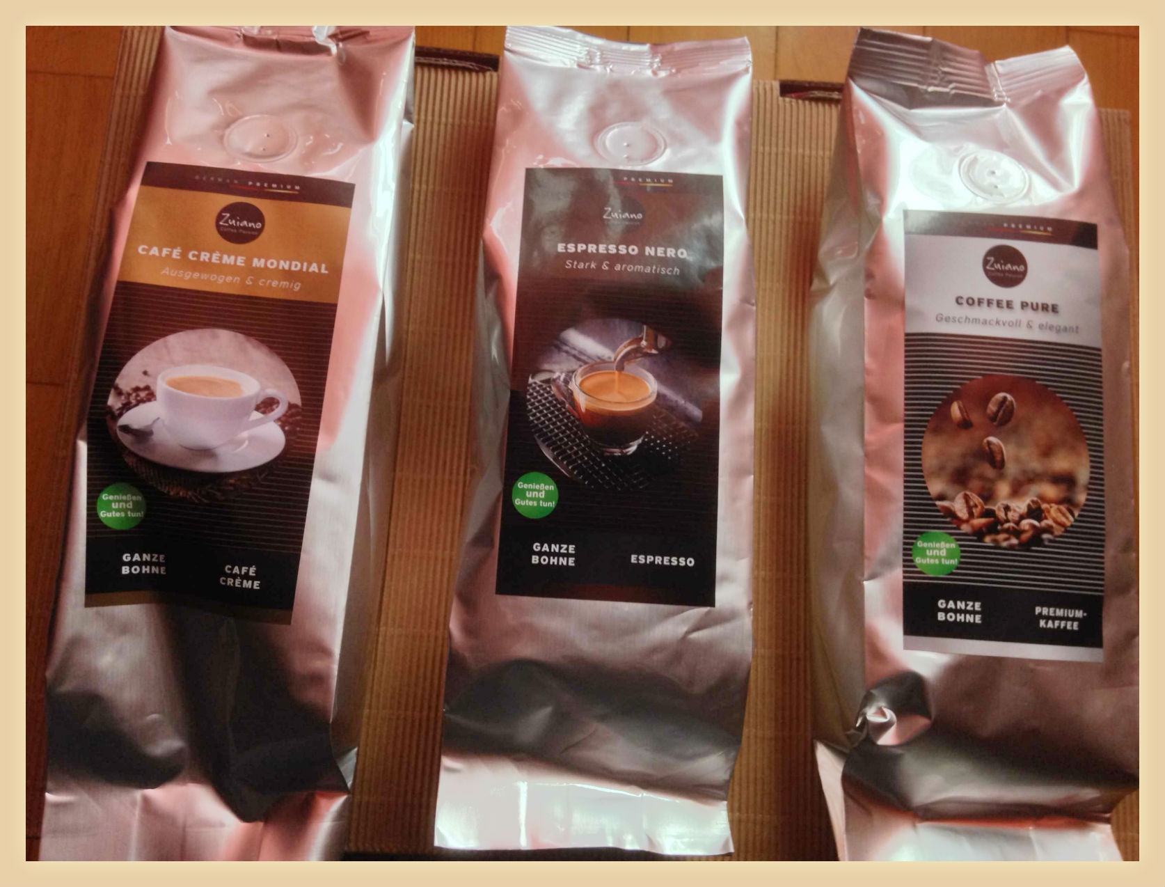 kaffeetest-zuiano-ganze-bohnen